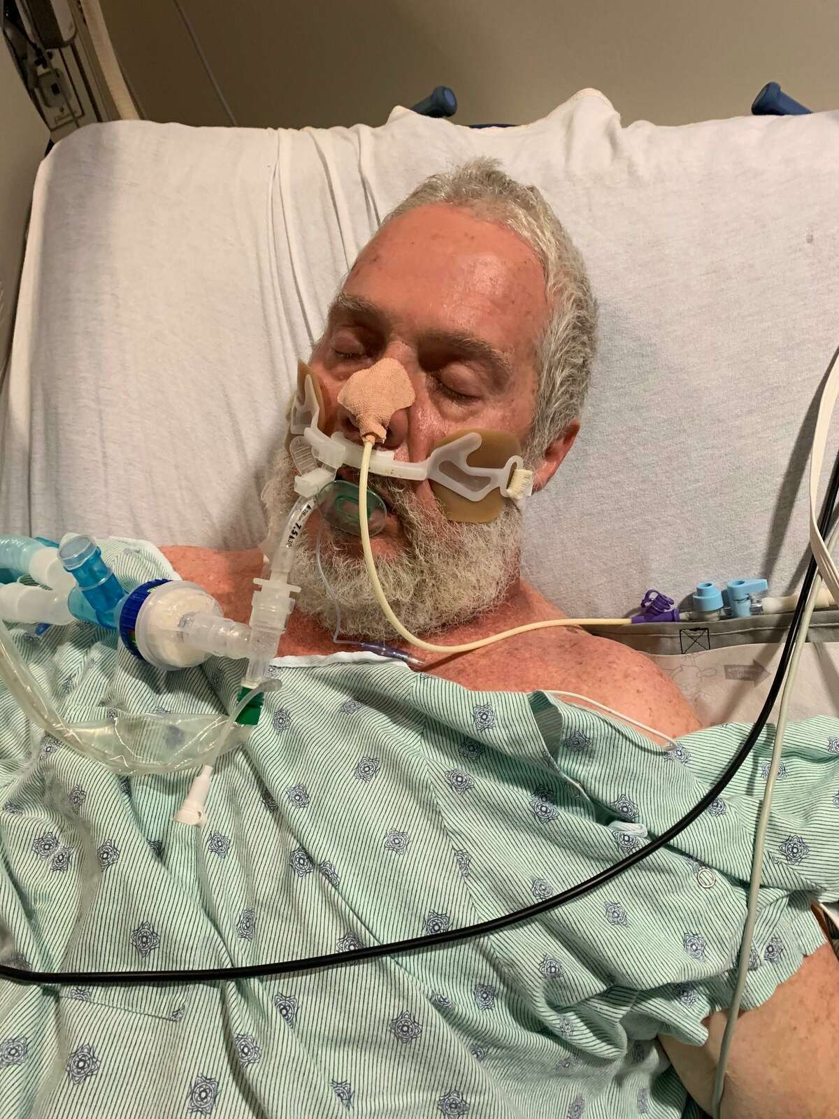 Memorial Herman Memorial City is seeking the identity of this patient. Anyone who knows him should call (281) 242-3000, the hospital said.