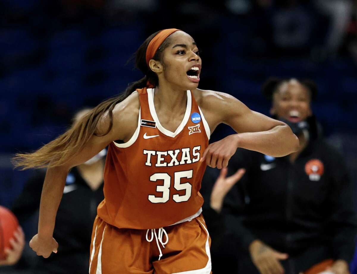 Texas center Charli Collier, who starred at Barbers Hill, was selected No. 1 overall by the Dallas Wings. Collier helped the Longhorns make the Elite Eight for only the third time since 1990.