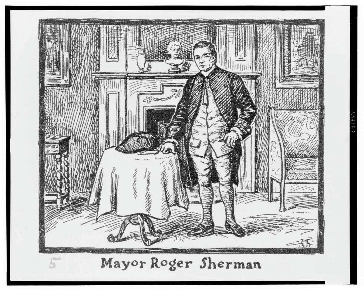 New Haven Museum will celebrate Roger Sherman, Connecticut's founding father, on April 19, in honor of his 300th birthday.