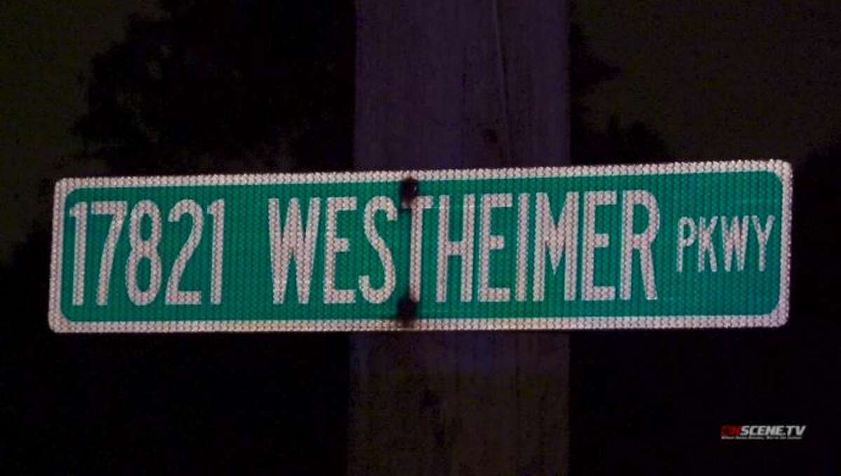 A motorcyclist died in a crash at 17001 Westheimer on Friday, April 16, 2021.