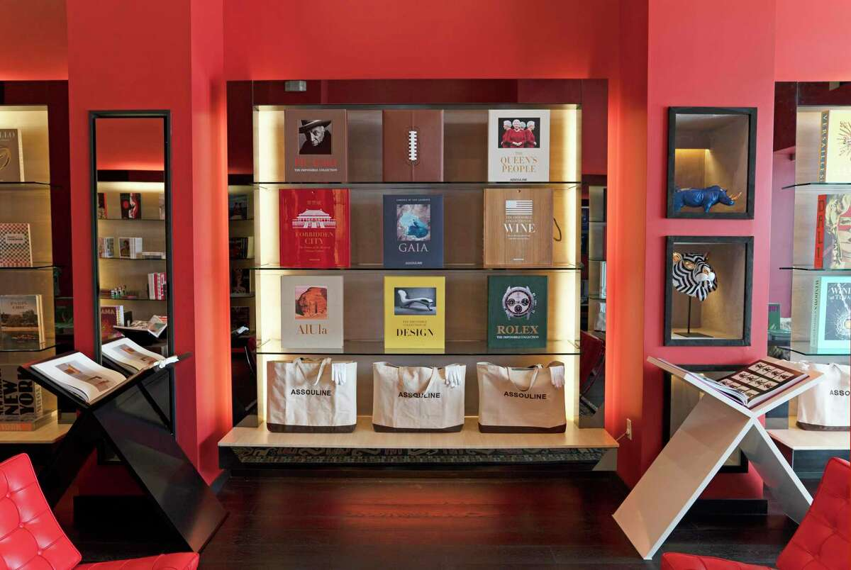 Assouline Houston has opened in River Oaks District marking the luxury book retailer's first Southwest location in the U.S.