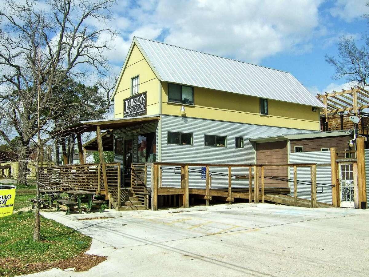 Johnson's Boucaniere in Lafayette, Louisiana