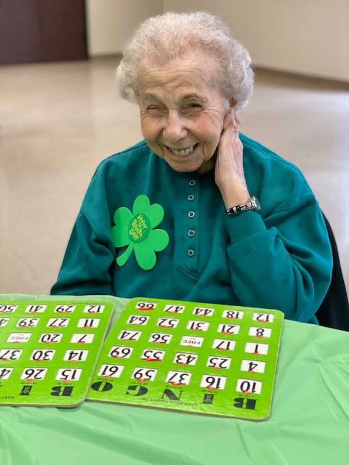 The Conroe Senior Center offers bingo on Tuesday and Thursday mornings. The center is located in Candy Cane Park behind the activity building and next to the tennis courts.