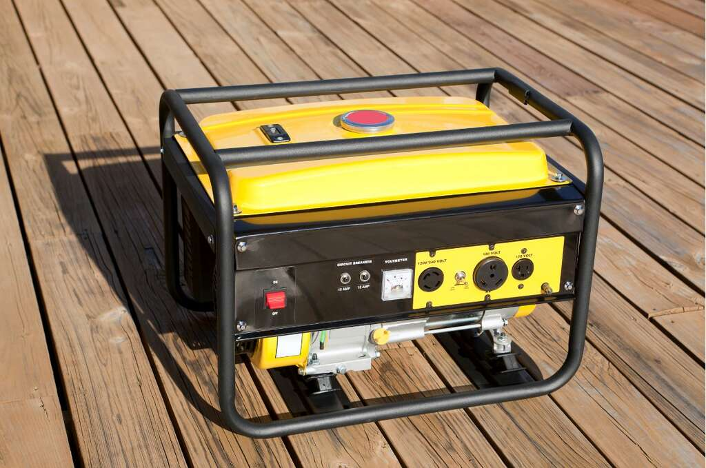 For less than $500, you can ensure your family's comfort and safety with a portable generator.