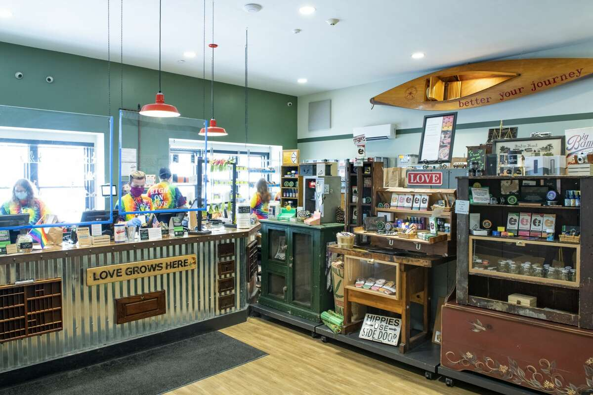 While New York builds infrastructure to support its adult recreational marijuana industry, Massachusetts dispensaries, like Canna Provisions in Lee (shown here), focus on product specialization to remain competitive in the years ahead.