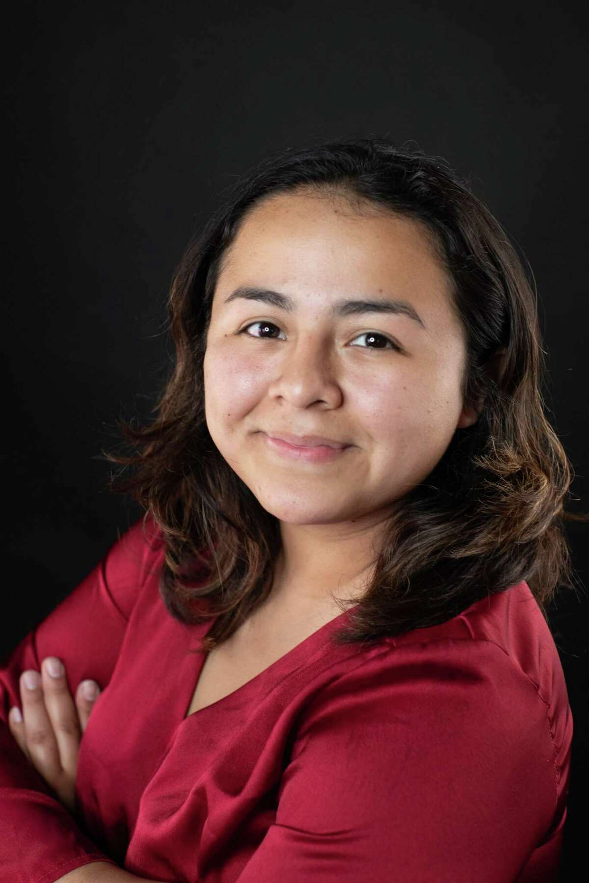 Brittany Soto, 19, is running against incumbent Tim Hennessee and Jerry Sauceda for the District 1 seat on the Comal ISD board of trustees.