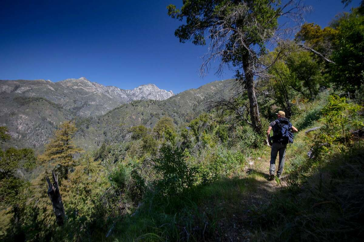 The Pine Ridge Trail to Sykes Hot Springs in Big Sur reopened this week after being closed for five years.