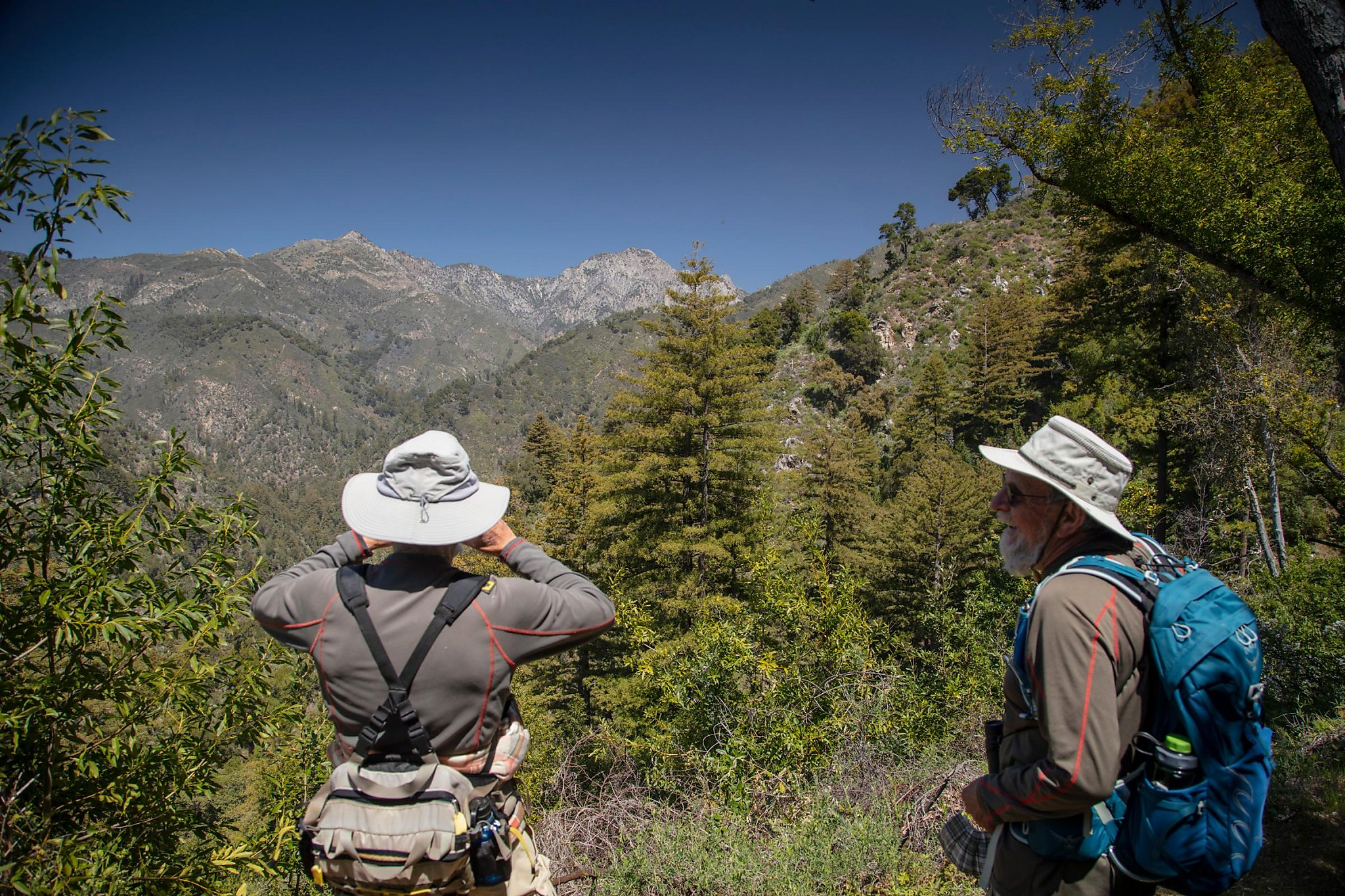 Popular Big Sur trail to Sykes Hot Springs reopens five years after Soberanes Fire cut it off