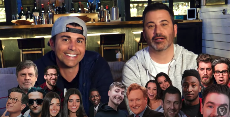 Jimmy Kimmel and Mark Rober to Host YouTube Livestream Event for Autism Awareness
