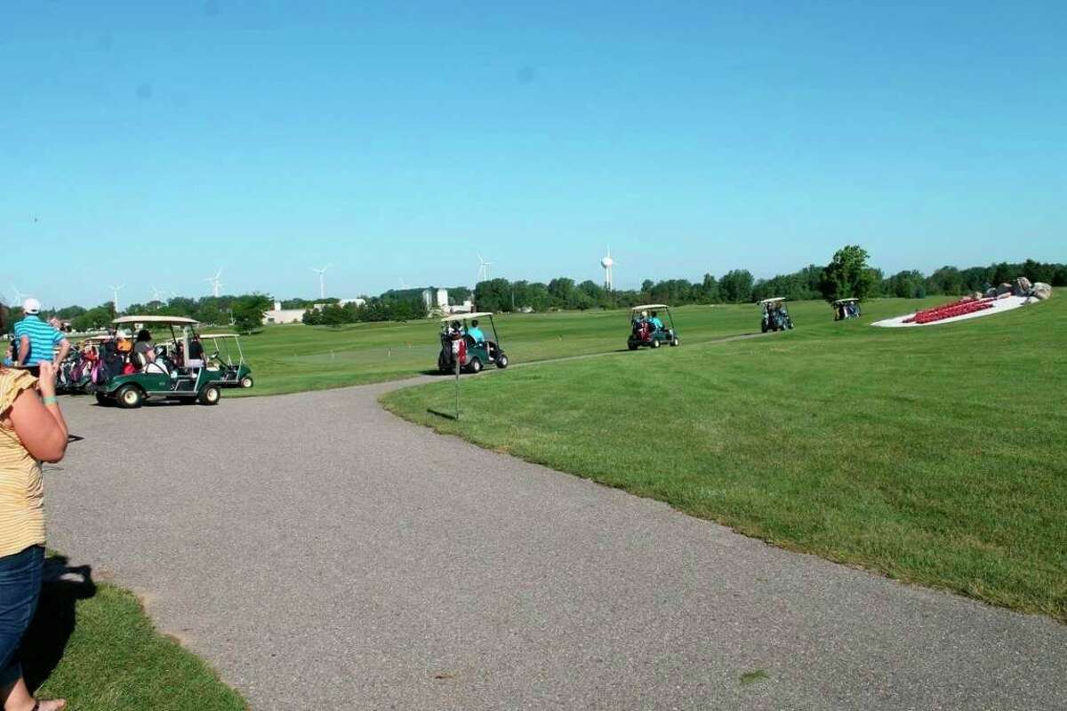The CAN Council of Huron County will be combining its two main fundraisers into the GolfSit fundraiser, which will take place this June in Port Austin. (Tribune File Photo)
