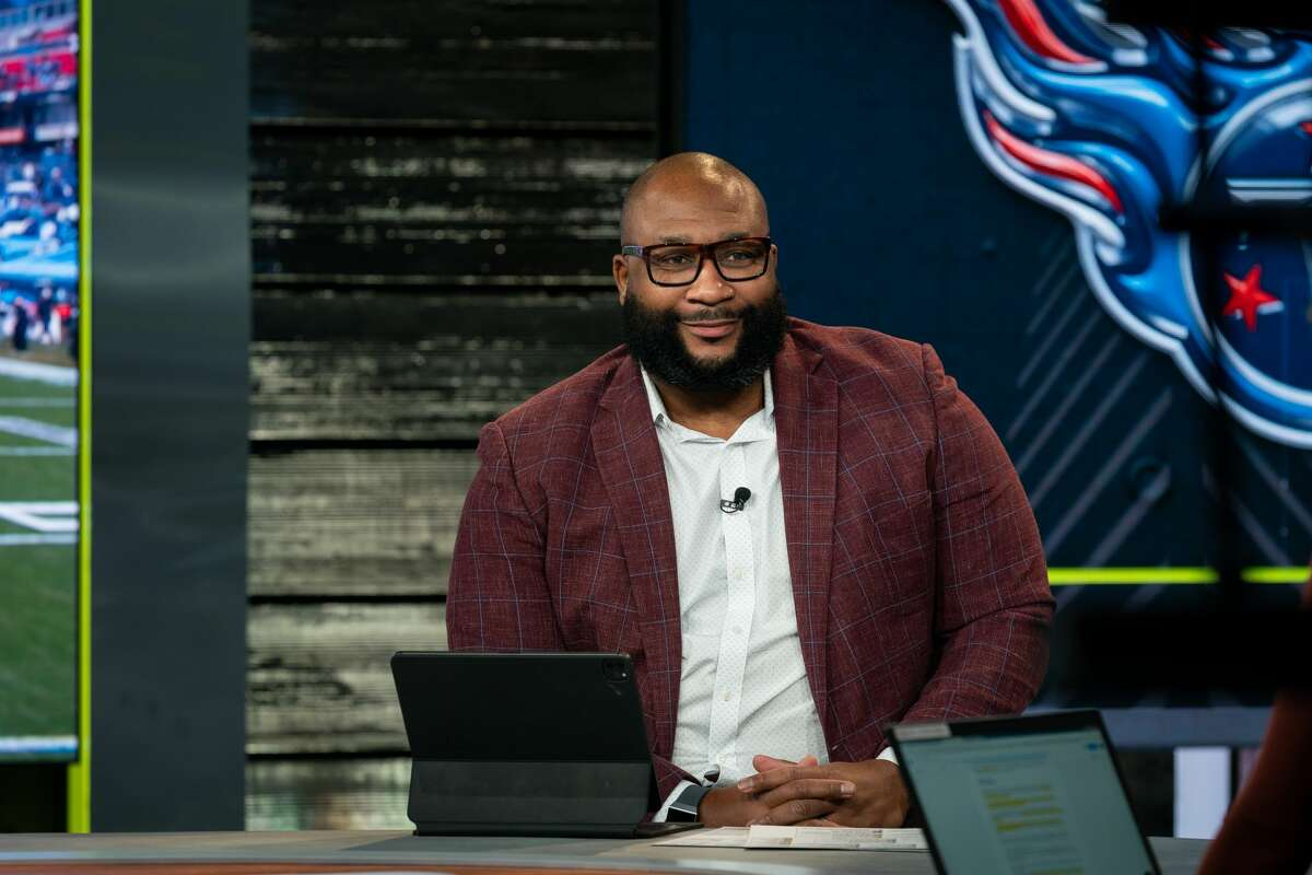 Former LSU and Cowboys defensive lineman Marcus Spears has emerged as one of ESPN's leading NFL analysts after starting his TV career at the SEC Network.