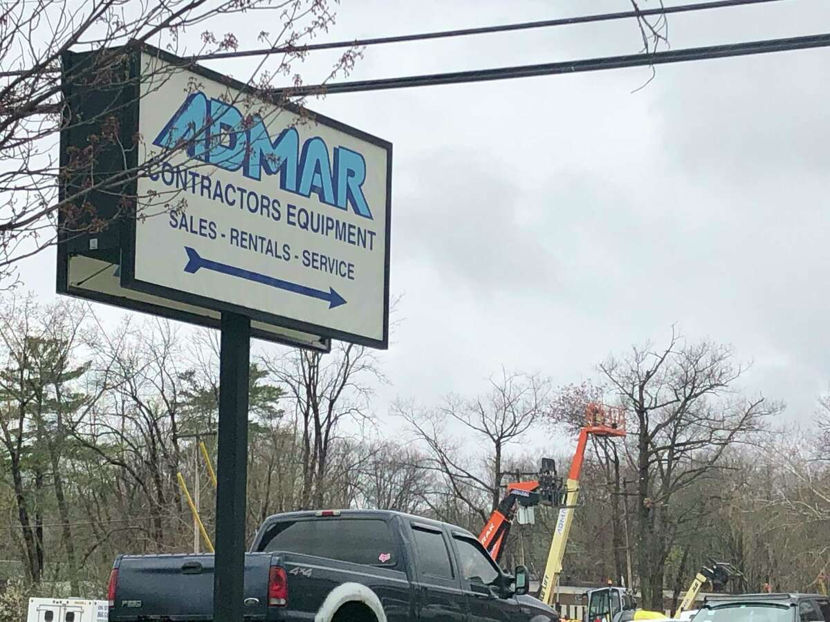Admar Construction Equipment & Supplies has an office in Latham near Albany International Airport