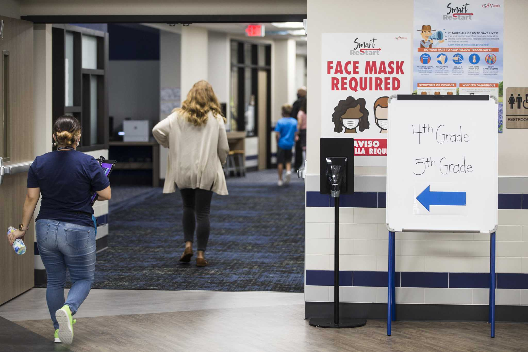 Katy ISD plans to end mask mandate June 1