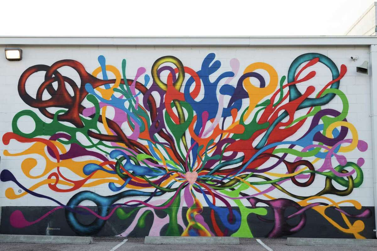 East End mural by Verny Sanchez