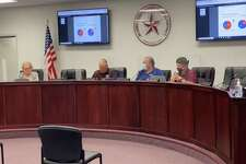 Silsbee ISD board of trustees monthly meeting of the board for April, 2021