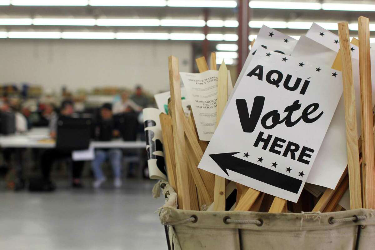 Yes, Texas, there is another election. Early voting begins Monday for eight state constitutional amendments. Let your voice be heard.