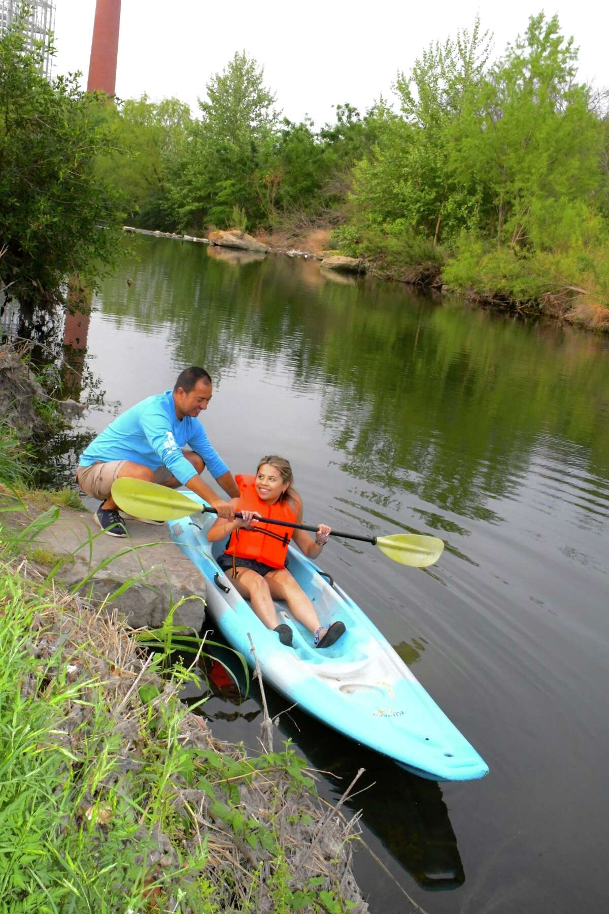 More ways to explore the San Antonio River are here.