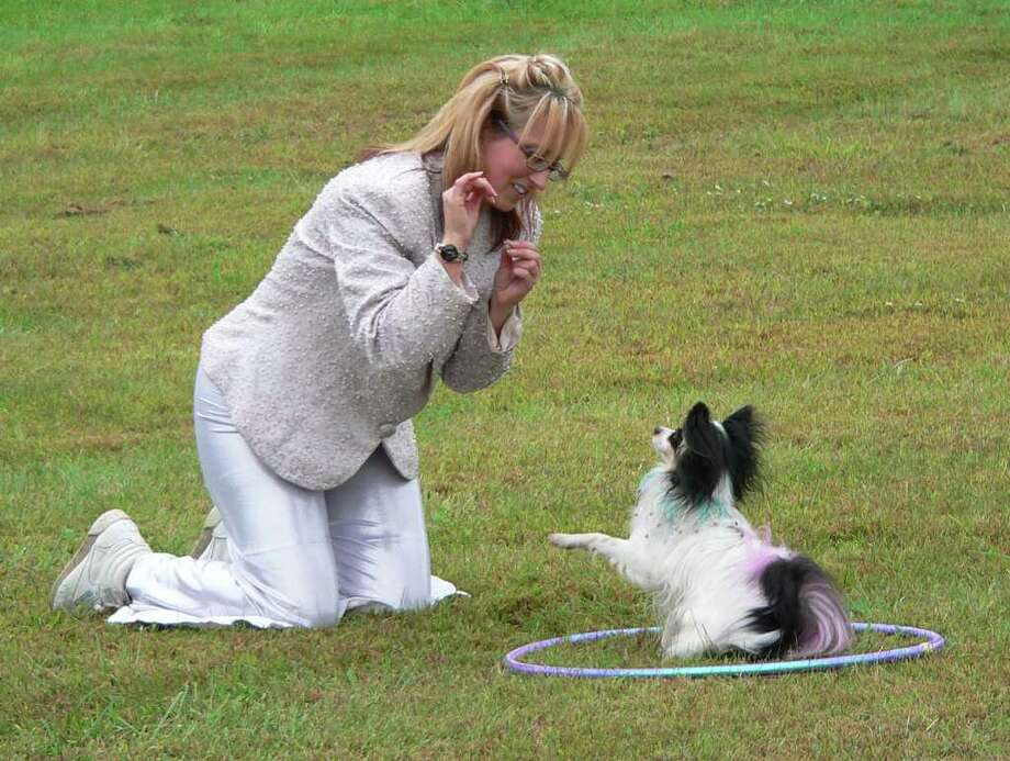 There are a host of fun activities for owners and their pets at Dog Days. Photo: Contributed Photo / The News-Times Contributed