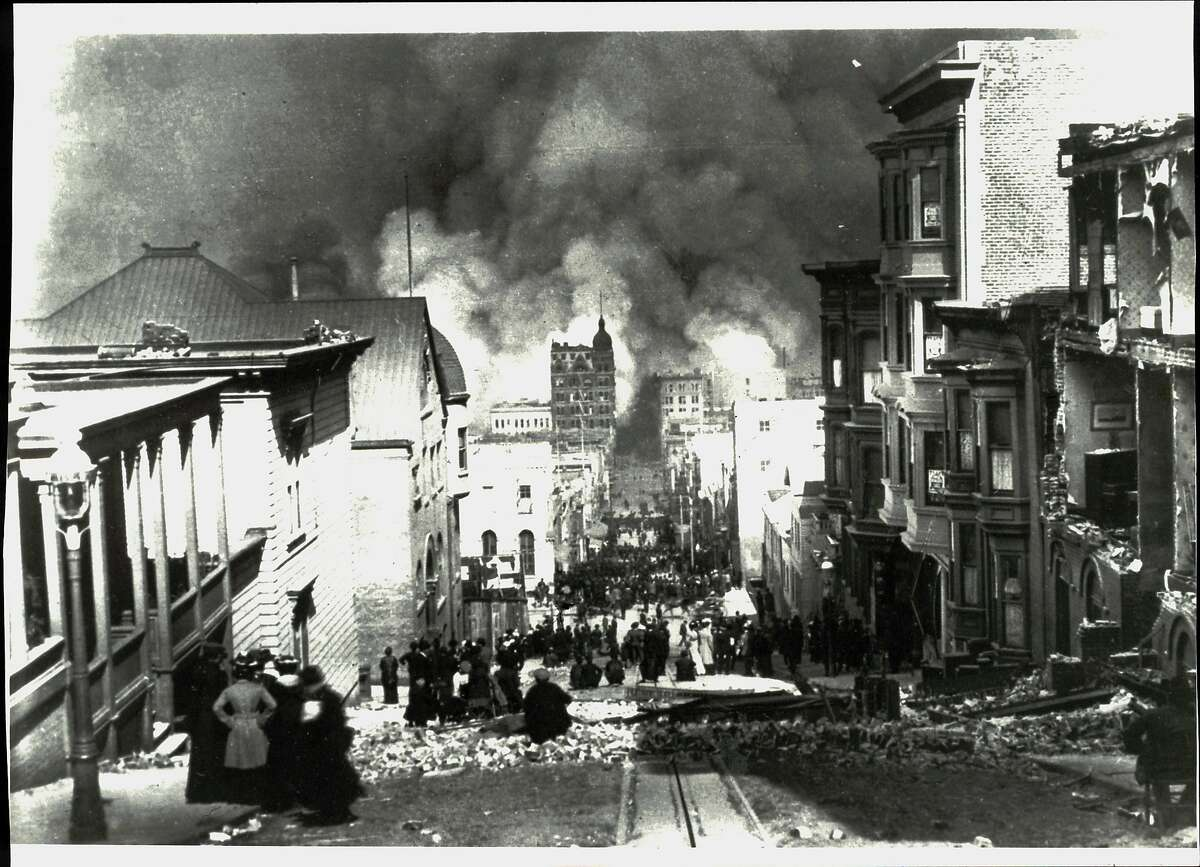 The 1906 earthquake and fires changed the San Francisco landscape, as did the 1989 Loma Prieta earthquake, and the same will be true for the next Big One, whenever it occurs.