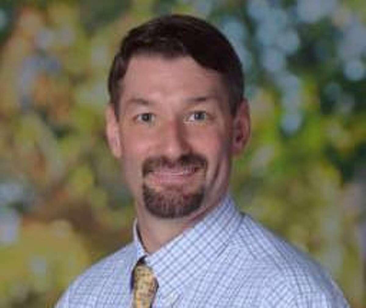 Central Middle School Principal Thomas Healy.
