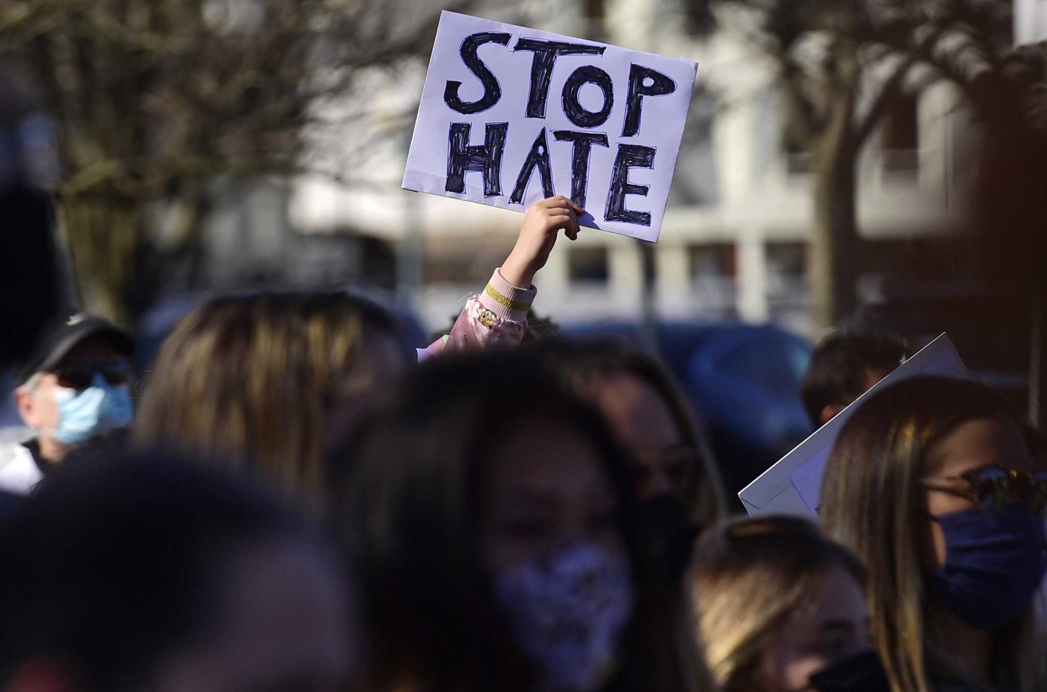 Experts: 'Turmoil and anxieties' cause surge in CT hate crimes