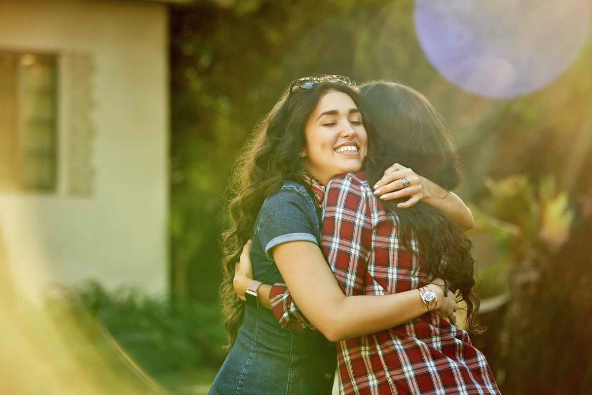 Give someone a big, long hug. Genuinely connecting with others is a vital part of living a high-quality, meaningful life.