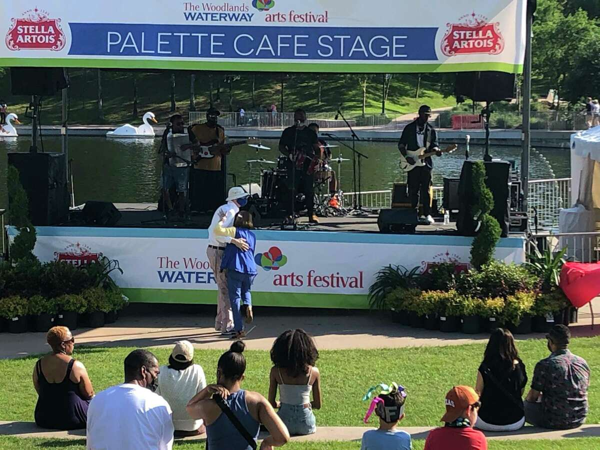 Jenny Carattini-Wright, the executive director of The Woodlands Arts Council, said festival organizers tallied more than 18,000 people at the festival, an attendance number that is only surpassed by the 2016 festival which has 19,000 attendees. The 2017, 2018 and 2019 festivals were impacted by rainy weather and the 2020 in-person event was canceled and replaced by an online event hosted in October.