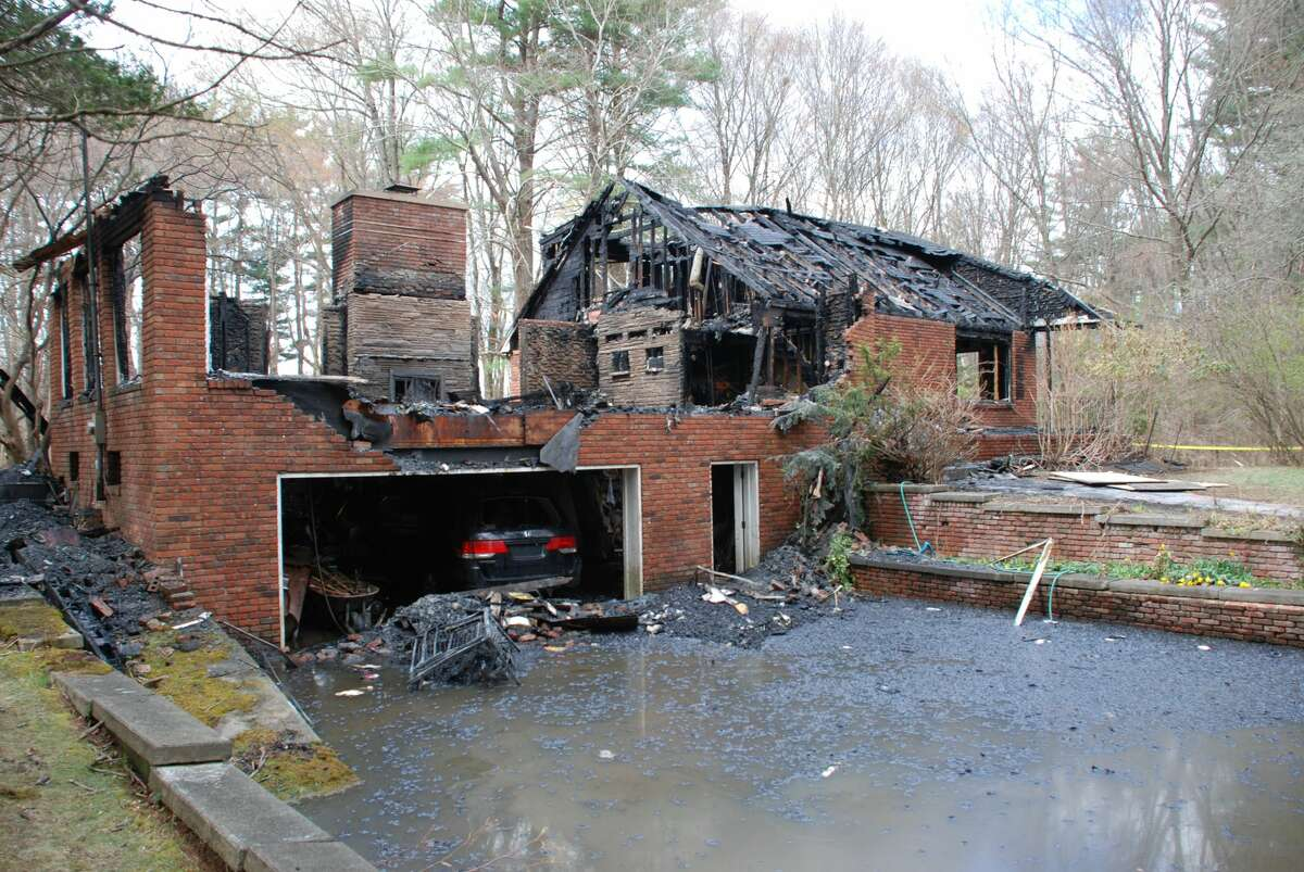 Bethlehem police said 65-year-old Michael F. Jeram died in the fire that consumed this Bender Road home on Saturday. Investigators determined the fire was not deliberately set.
