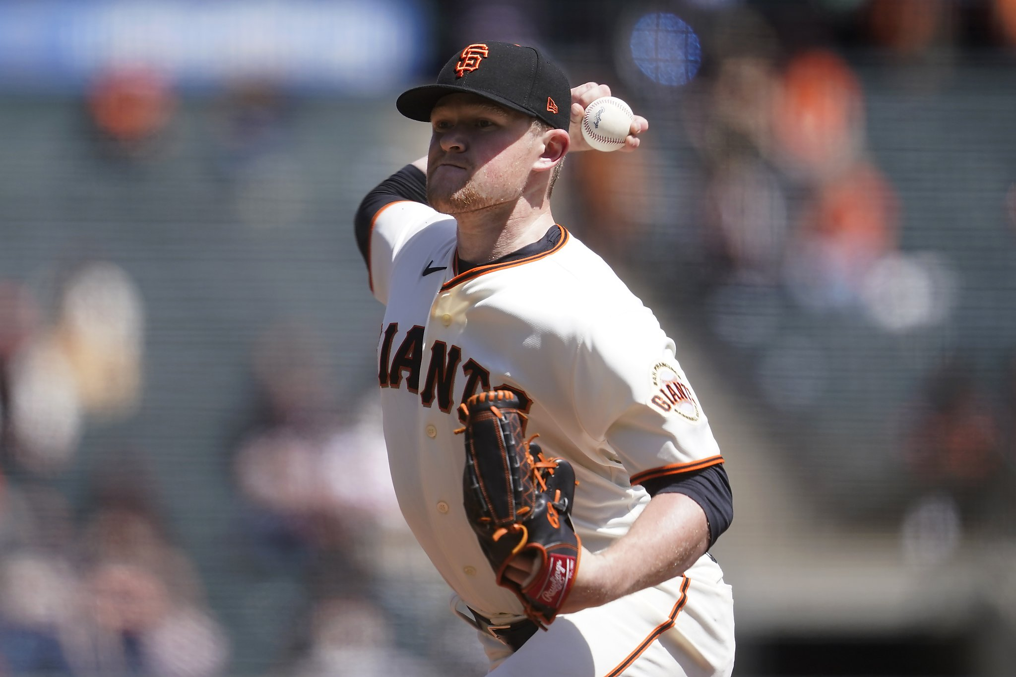 Giants' Logan Webb to start Tuesday in Philly - might he stay in rotation?