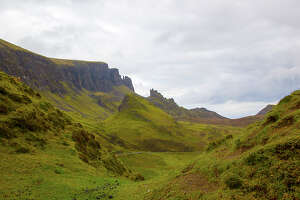 12. I've traveled to Scotland and drove around photographing its landscapes, castles, wildlife and even found some sea eagles while on a boat in the North Atlantic Ocean. (two images)