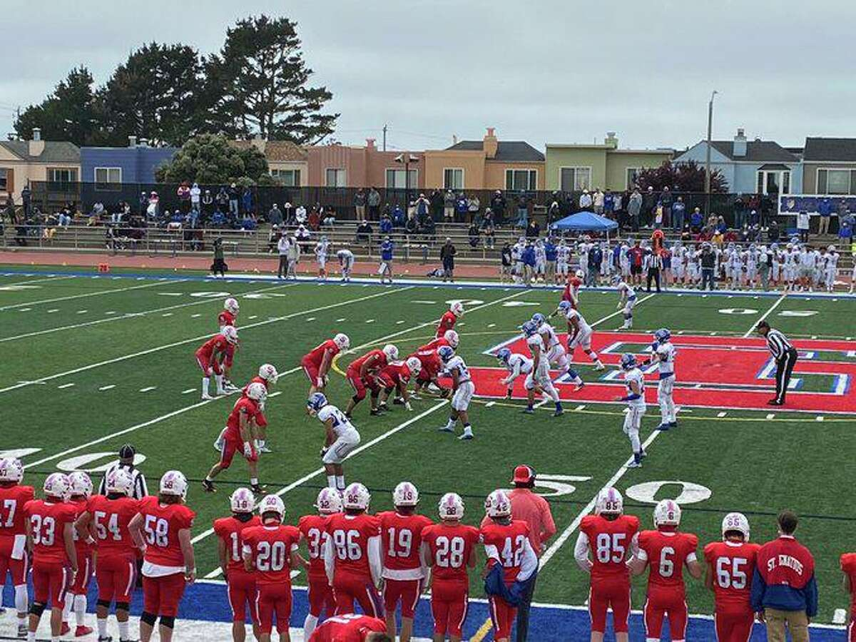 St. Ignatius and Serra met Saturday in San Francisco to close out their football seasons.