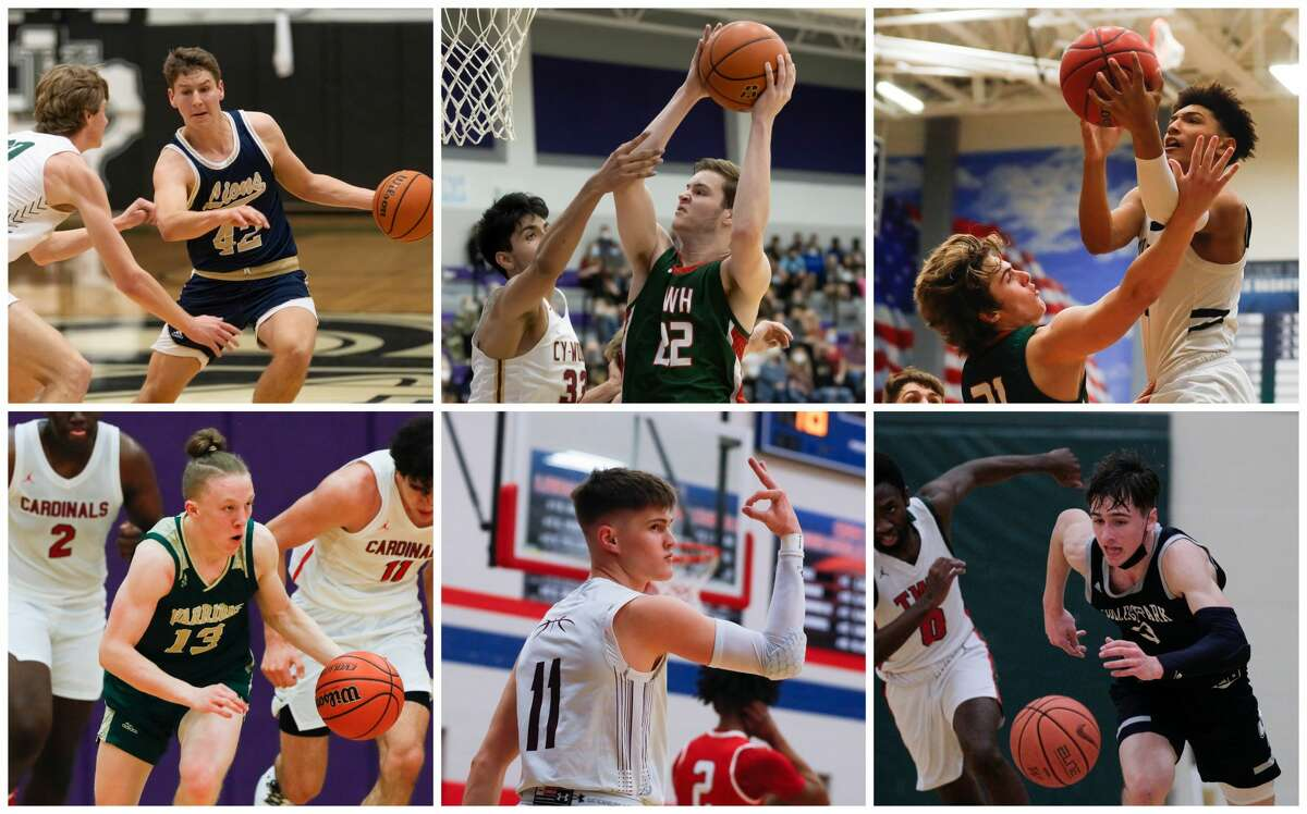 Hudson Boyd, Brock Luechtefeld, Ty Buckmon, Austin Benigni, Connor Lindvall and Drew Calderon are The Courier's nominees for Player of the Year.