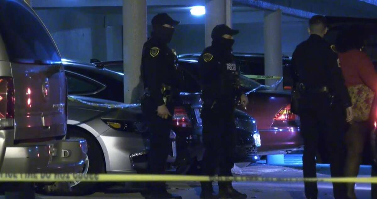 A man was shot and killed outside of his west Houston apartment Sunday morning.
