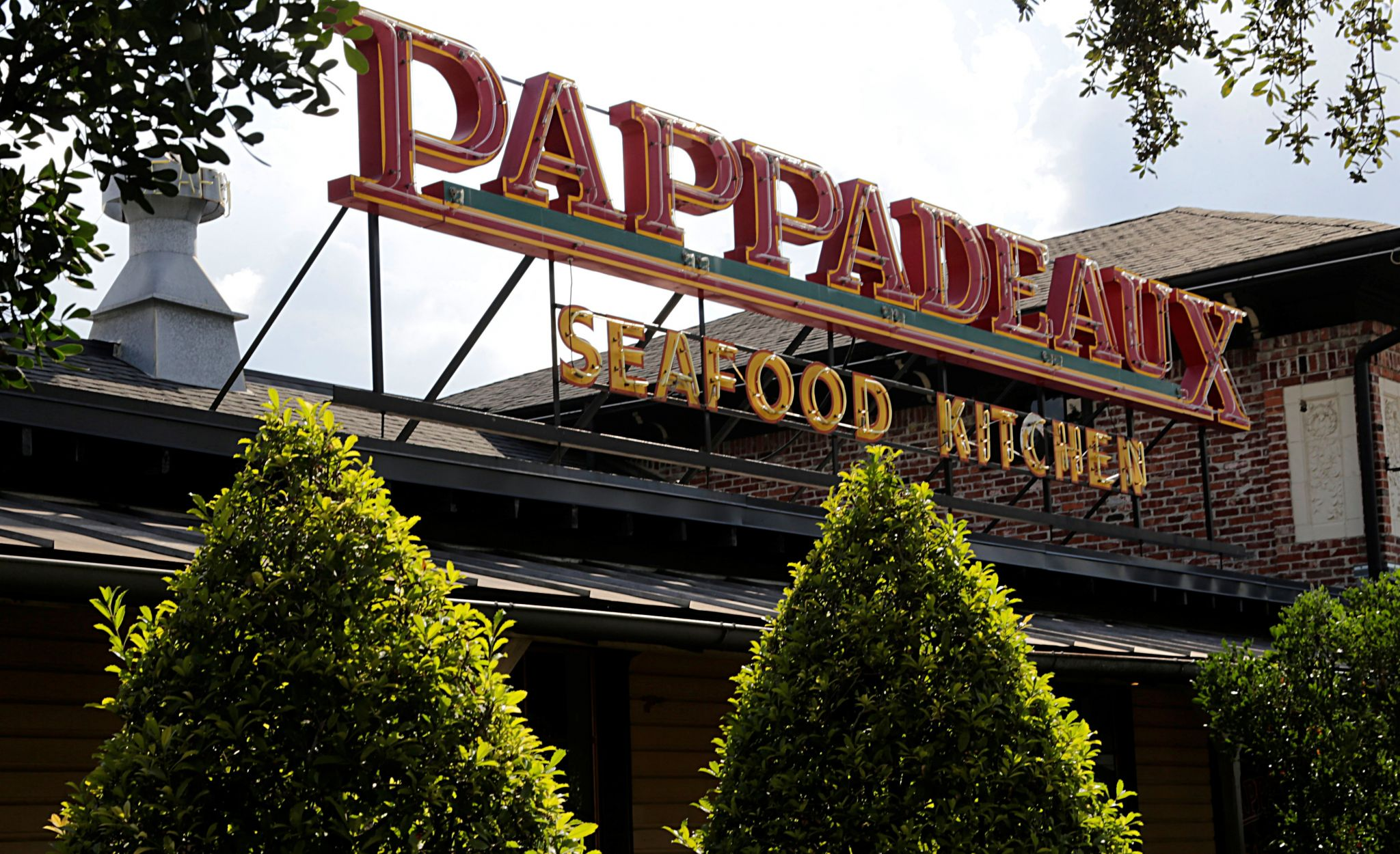 Love anything the way rappers love putting Pappadeaux in lyrics