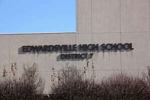 Edwardsville High School will receive multiple interior renovations during the summer as well as an LED exterior lighting upgrade and more. All district parking lots save for the one at the sports complex will be sealed and re-striped this summer, too.