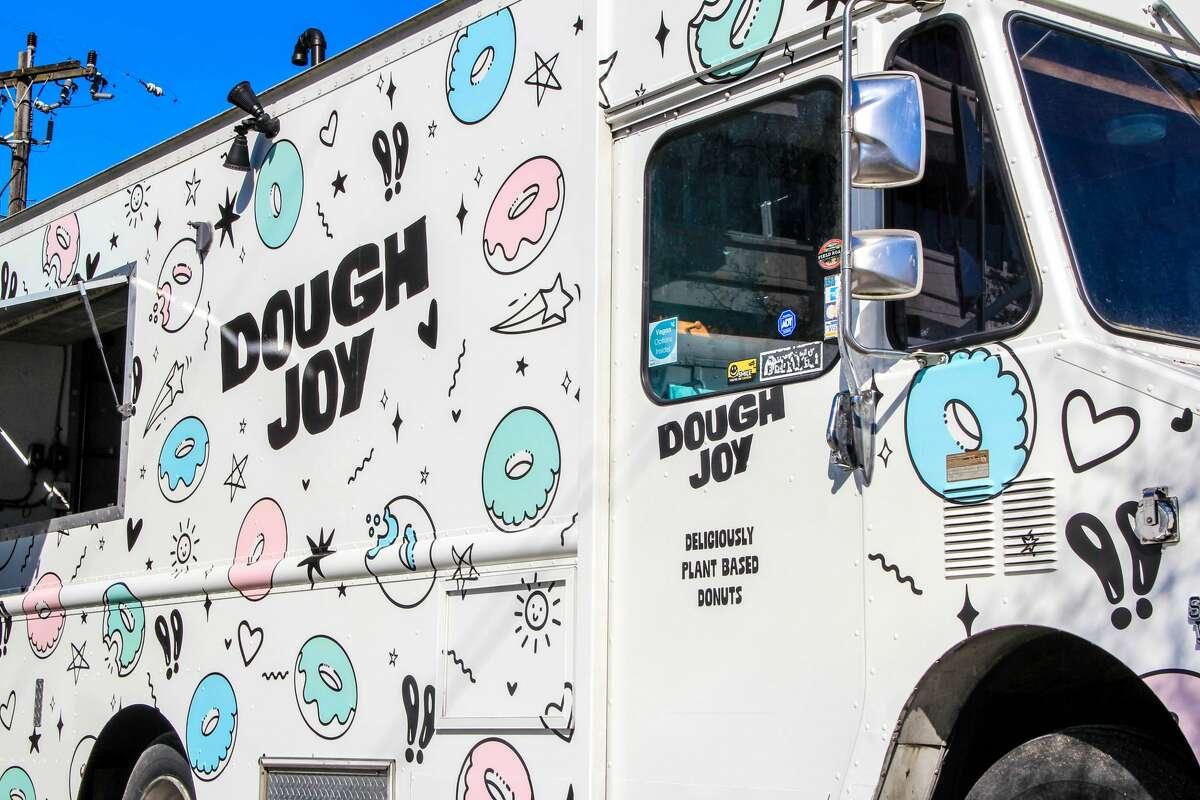Truck with Vegan Donut Donut Joy is set to open in Ballard