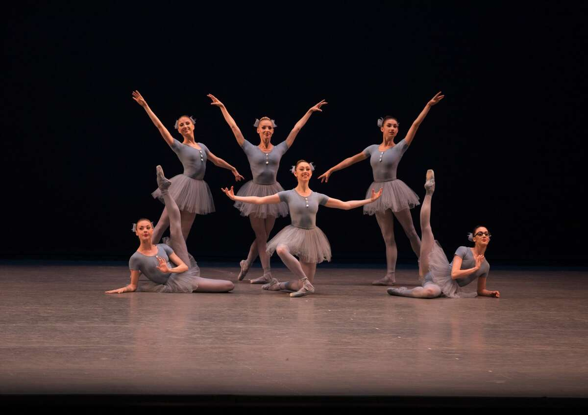 """New York City Ballet members perform in """"The Concert."""" (Photo by Rosalie O'Connor for NYCB.)"""