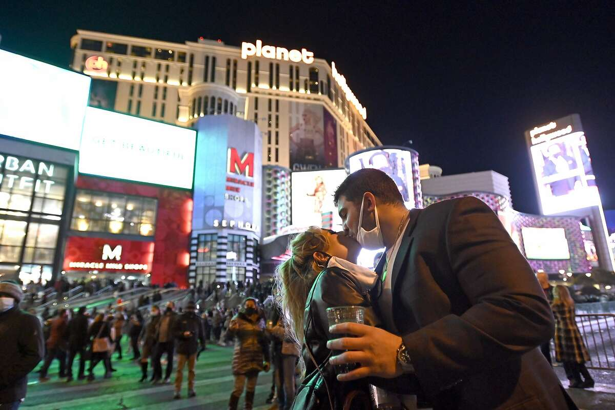 A night on the Las Vegas strip for only $48.