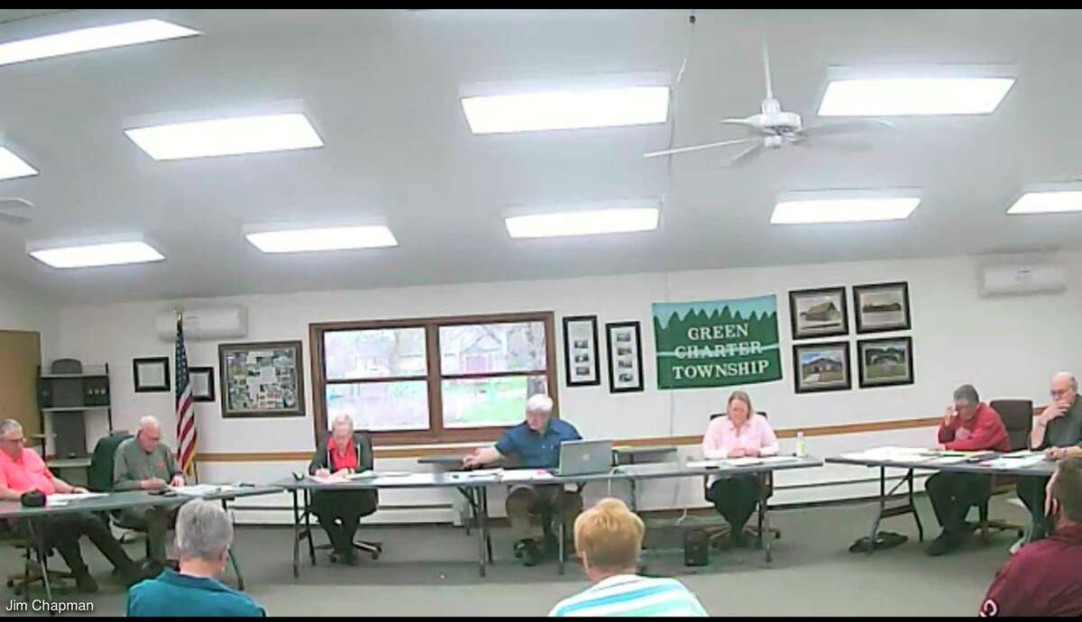 Green Township is asking residents to support a road millage of 2 mills in the upcoming May election. (Pioneer photo/Cathie Crew)