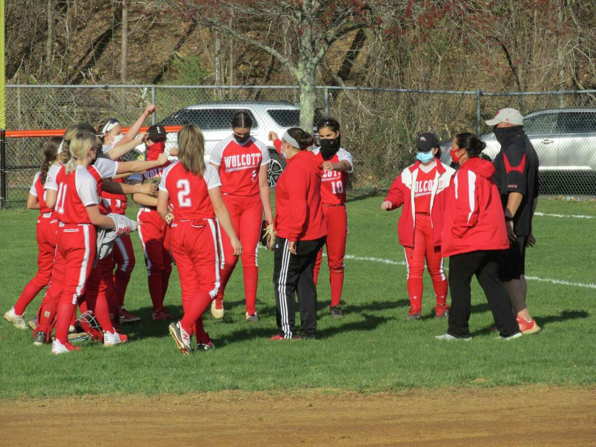 Wolcott coach Gabby Gallucci called the big win at Torrington High School Monday afternoon the Eagles' first complete game of the season as a team.