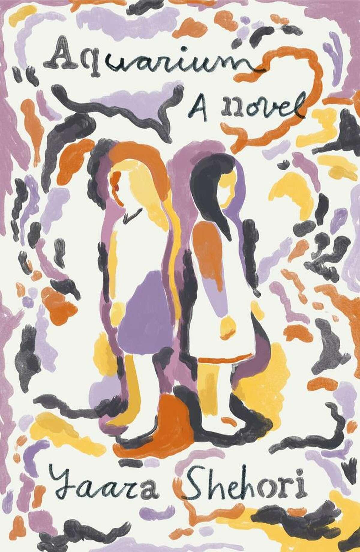 """Aquarium"" is Yaara Shehori's debut novel."