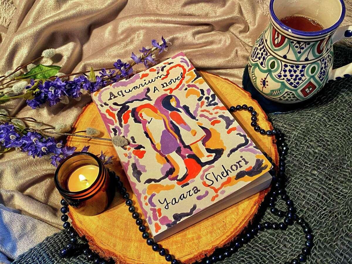 "Yaara Shehori's debut novel ""Aquarium"" is two deaf sisters."