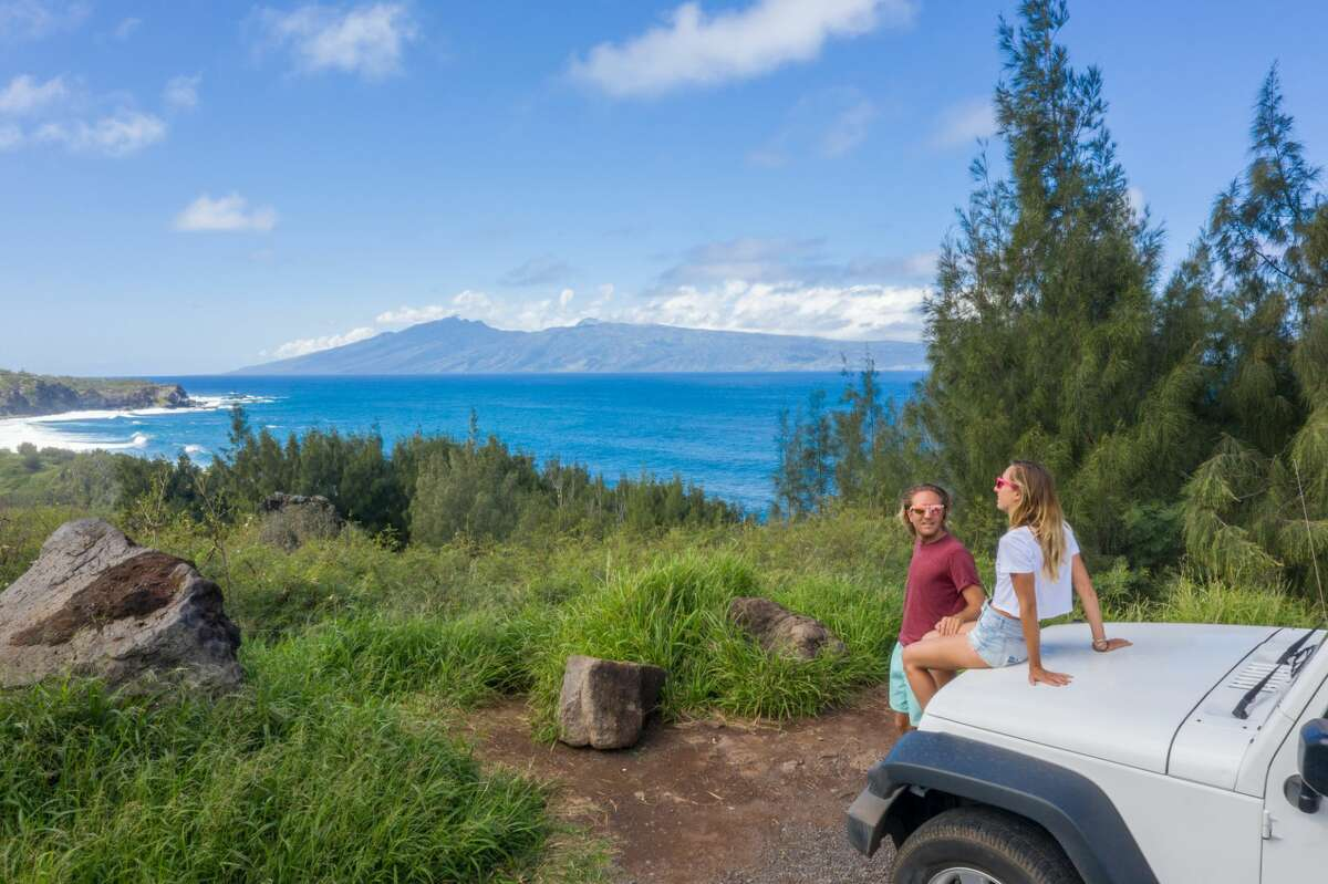 FILE - Enterprising Hawaii residents are renting out their cars to tourists ... and it's creating problems within some neighborhoods.