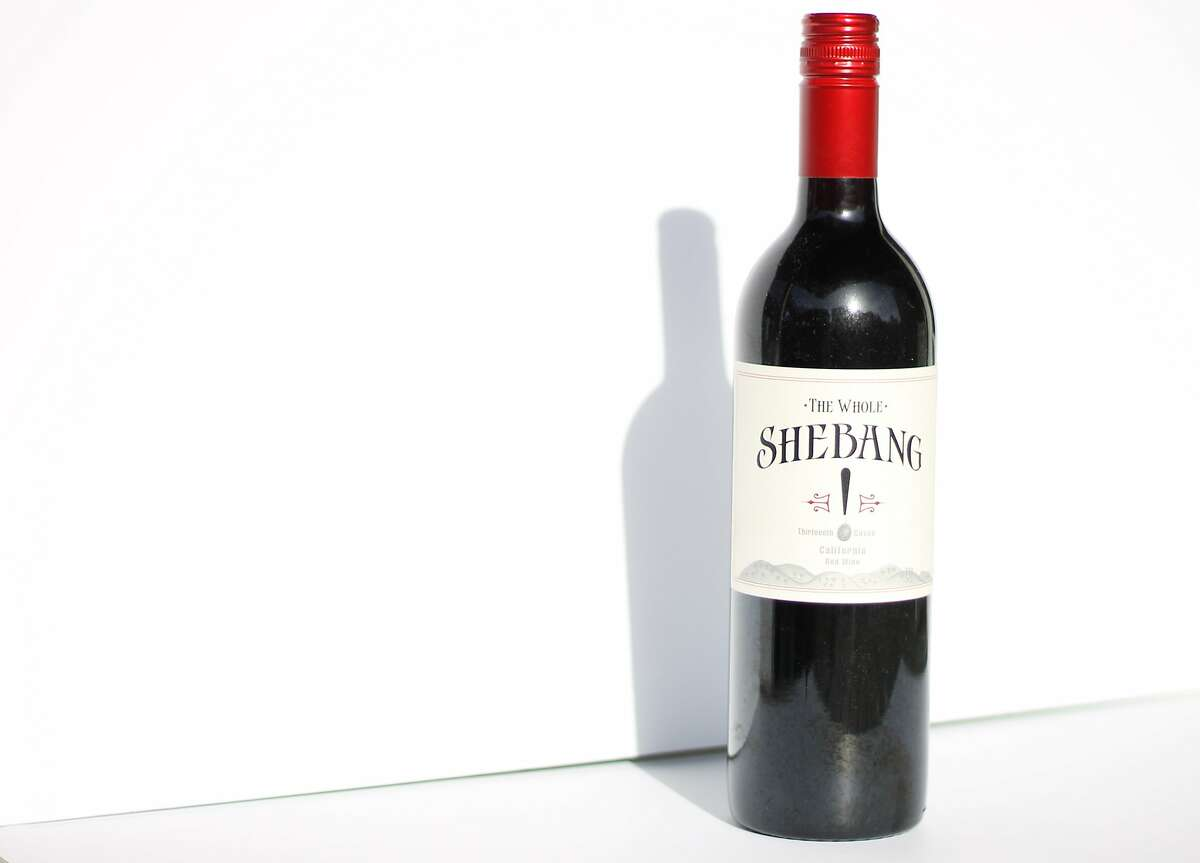 Bedrock Wine Co. makes Shebang, a multivintage red blend, from leftover wine that didn't quite make the cut for its top bottlings.