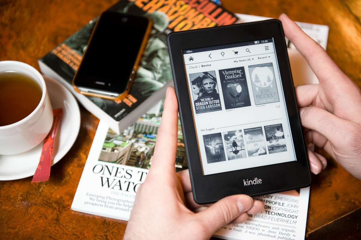 Amazon is giving away 10 free e-books from around the globe to celebrate World Book Day through April 24.
