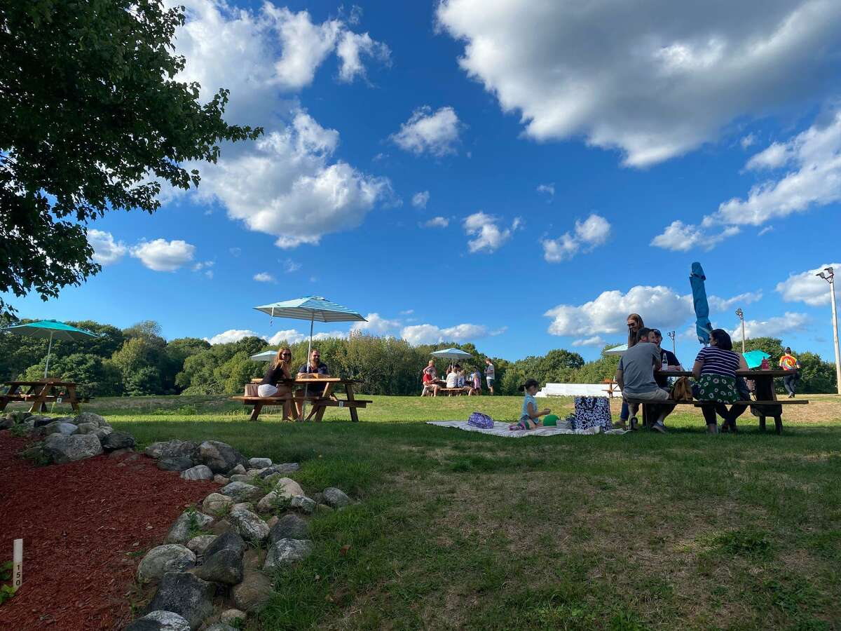 """Hogan's Cider Mill is offering a selected group of couples a """"Hitched at Hogan's"""" wedding at the mill in Burlington. The owners asked couples why they would want their wedding there, and are choosing 10 couples to marry, free of charge."""