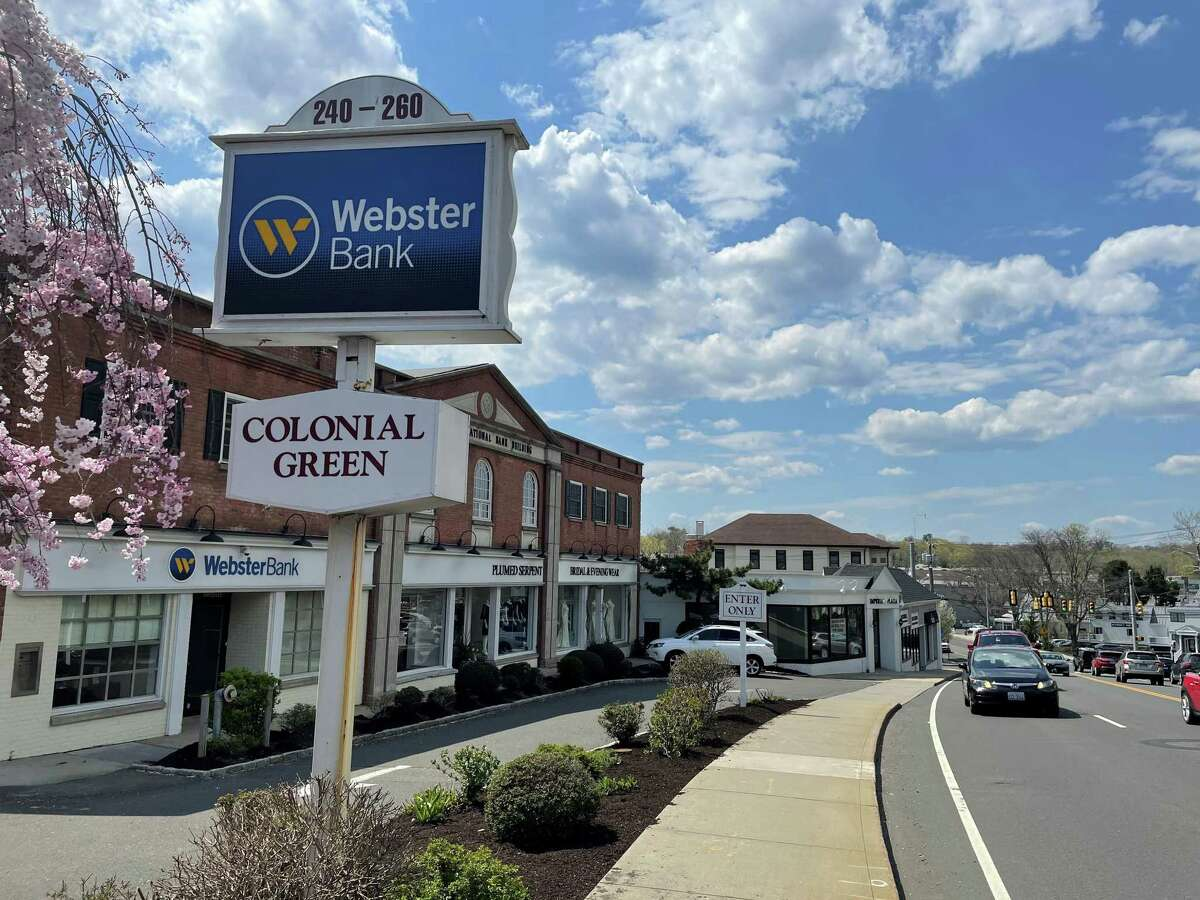 Webster Bank has a branch at 244 Post Road E., in Westport, Conn.