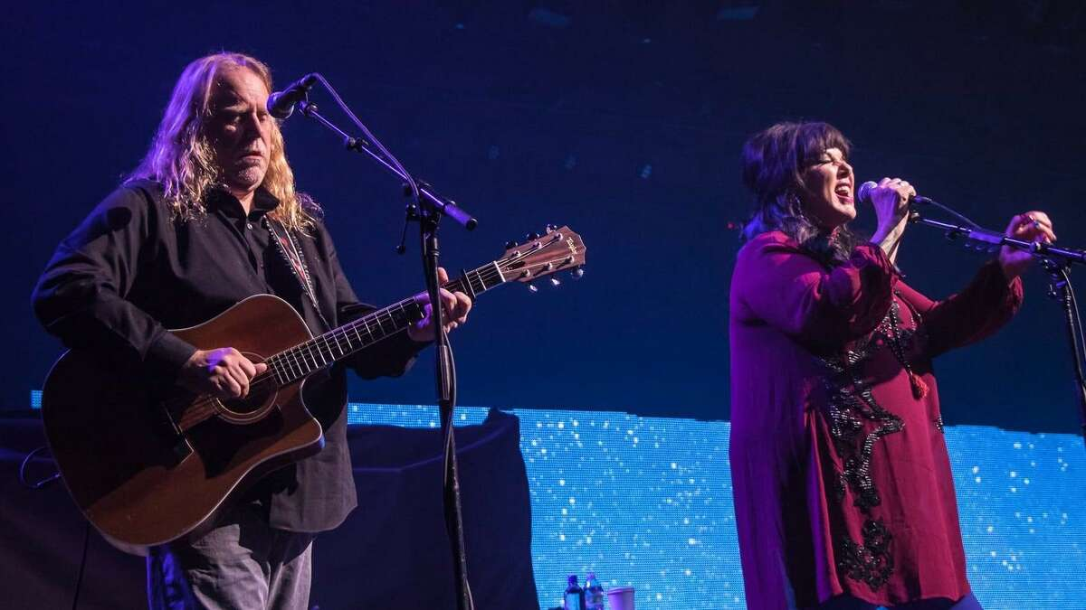 Gov't Mule with singer Ann Wilson are set to perform live outdoors May 2, in the Westville Music Bowl in New Haven.