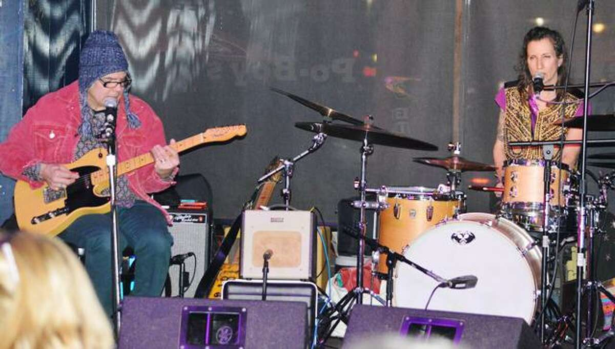 The Sawtelles will play at the Best Video Film & Cultural Center deck April 25.