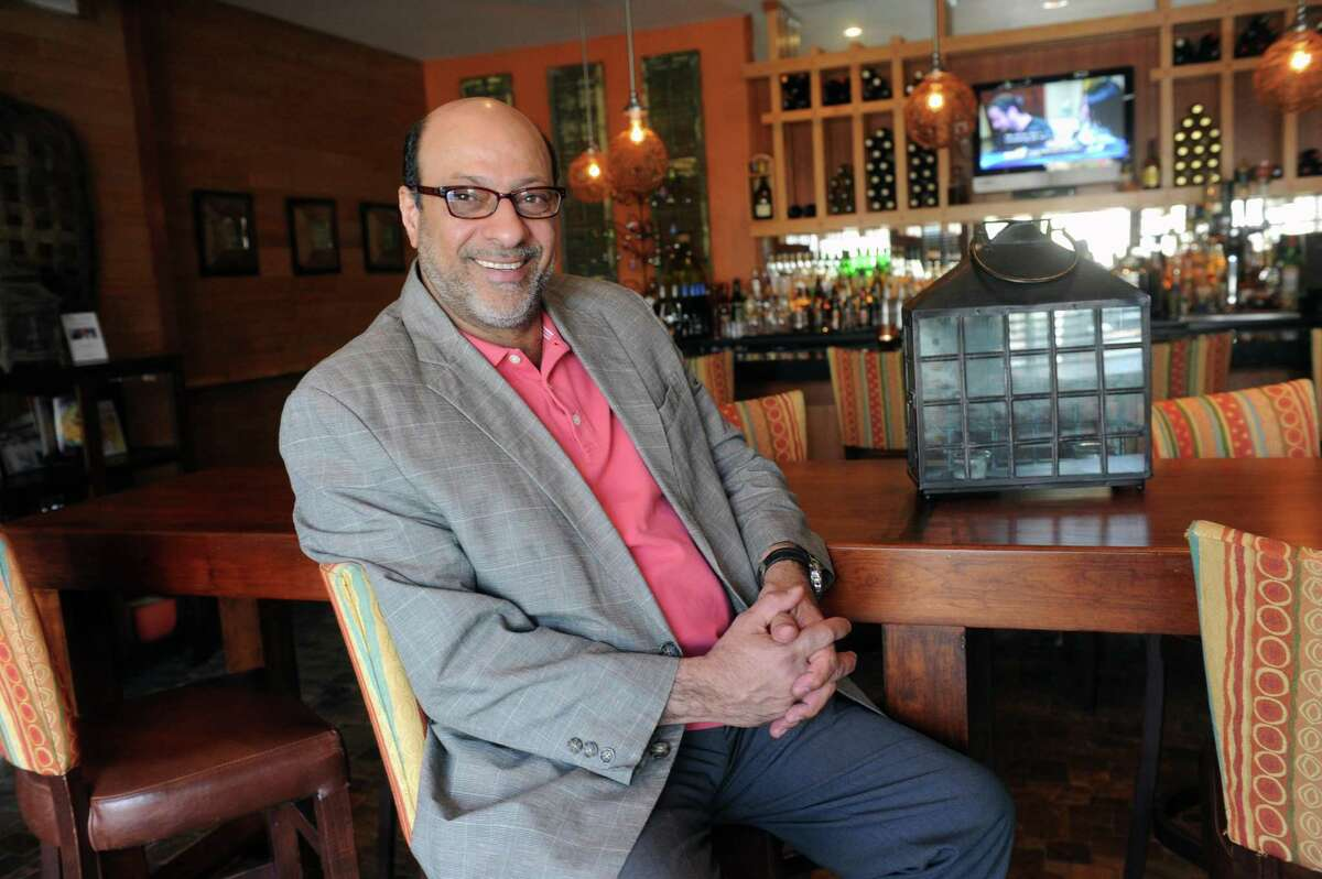 Moe Gad, the co-owner of Pacifico in New Haven, in a 2013 file photo.
